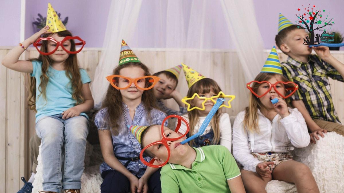 نصائح لتنظيم حفلات اطفال