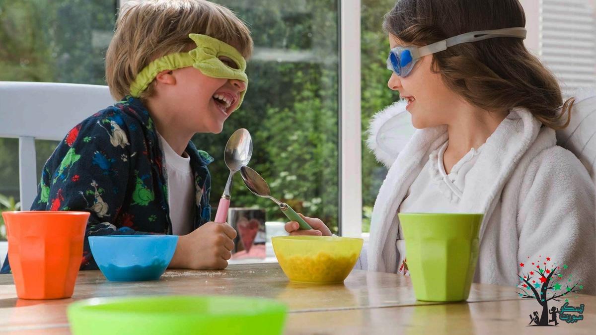 نصائح للفطور صحي وسريع للإطفال
