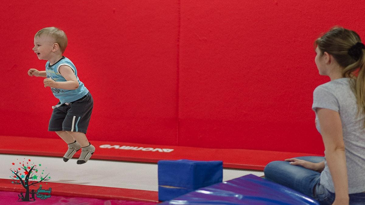 افضل وقت للرياضة للطفل من عمر عامين الي 5 أعوام