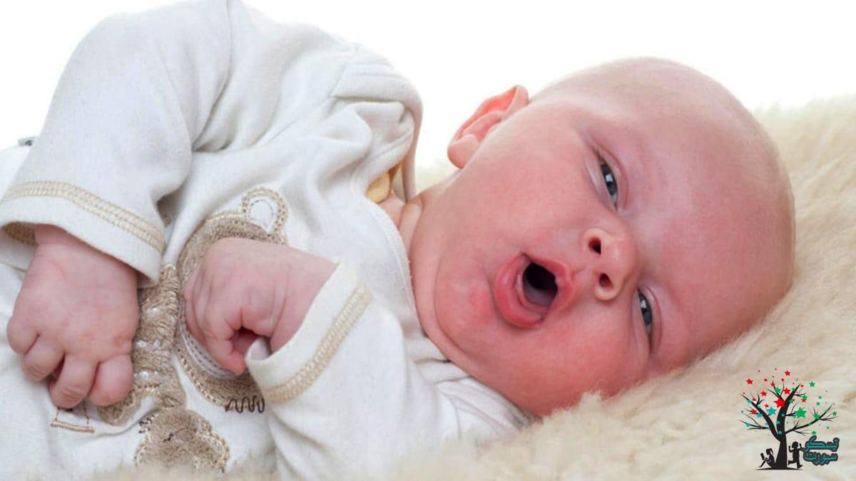 علاج احتقان الأنف عند الأطفال