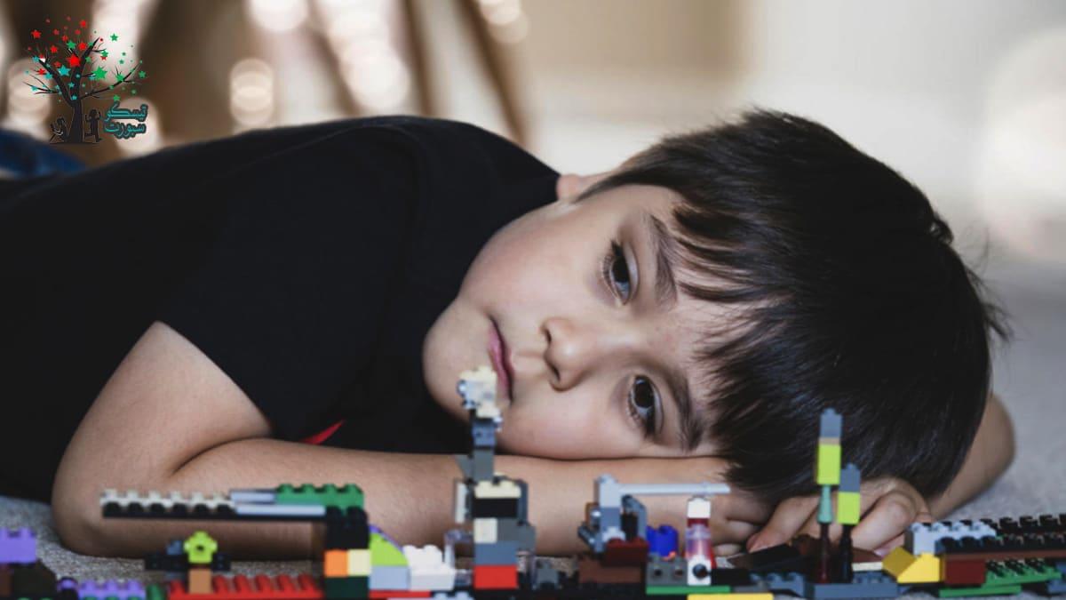 علامات القلق عند الأطفال وأعراضة